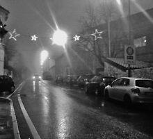 notte di pioggia by ventofreddo