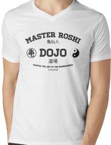 Master Roshi Dojo v1 Mens V-Neck T-Shirt