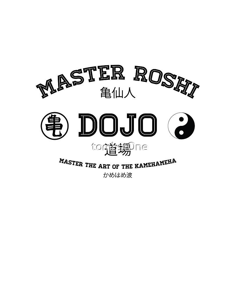 Master Roshi Dojo v1 by tombst0ne
