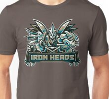 Team Steel Types - Iron Heads T-Shirt
