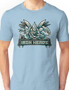 Team Steel Types - Iron Heads Unisex T-Shirt