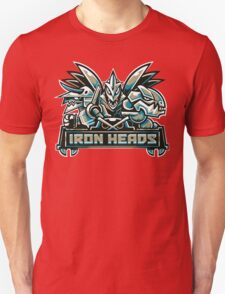 Team Steel Types - Iron Heads T-Shirt