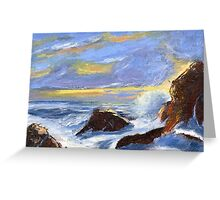 Ocean Dreams Greeting Card