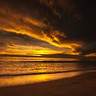 Sunset Coast by ArtLandscape