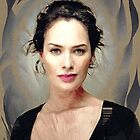 Lena Headey by Marsea