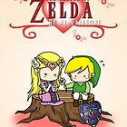 The Legend of Zelda : Valentine&#x27;s day by nipponolife
