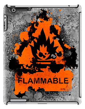 Extremely Flammable by digihill