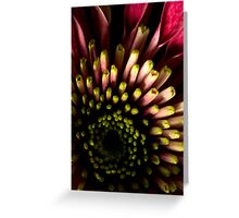 In the Heart of Darkness (read description) Greeting Card