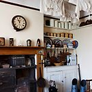 Lincoln museum -Kitchen by jasminewang