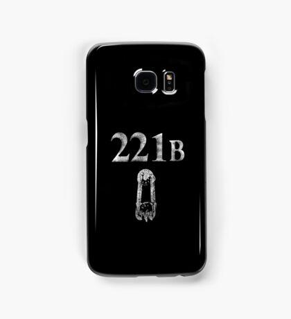 221 B Baker Street Samsung Galaxy Case/Skin