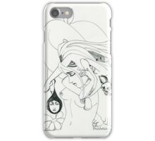 headache iPhone Case/Skin
