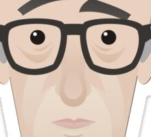 Woody Allen Sticker