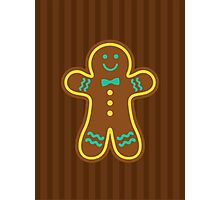 Gingerbread Glace Photographic Print