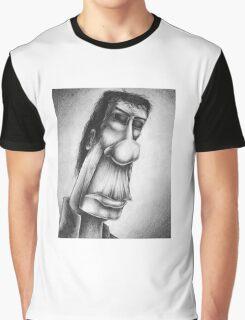 Long Lou Reed Graphic T-Shirt