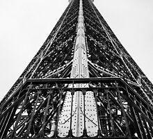 eiffel tower by richard1971