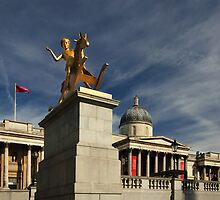 The Fourth Plinth by Irina Chuckowree