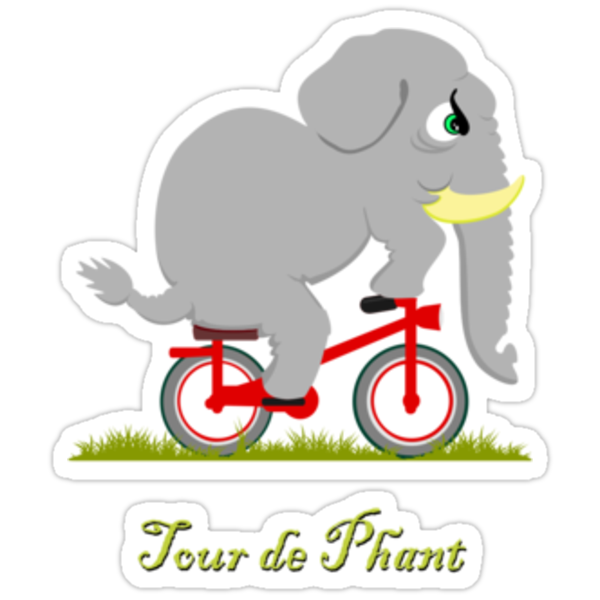 Tour de Phant by vivendulies
