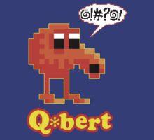 Q*Bert by shaydeychic