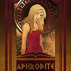 Olympia Heights: Aphrodite by Christadaelia