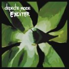 Depeche Mode : Exciter paint - Title 2 by Luc Lambert