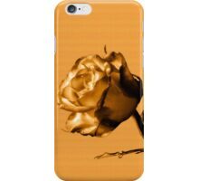 Stop to smell the roses iPhone Case/Skin