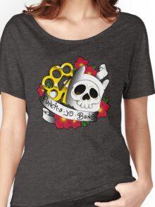 Puncha Yo Buns V2.0 Women's Relaxed Fit T-Shirt