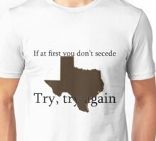 Secession - Texas Tee Unisex T-Shirt