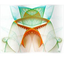 Tut53SMO#25: Waves of Veiled Gnarls (G1111) Poster