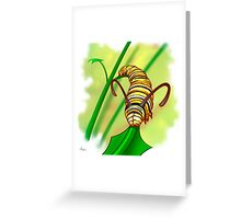 Monarch Greeting Card
