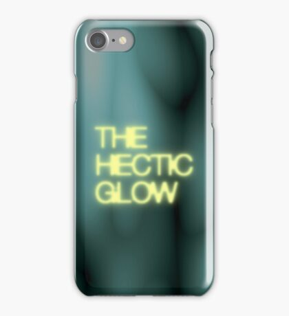 The Hectic Glow iPhone Case/Skin