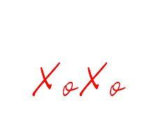 XOXO White by danf240