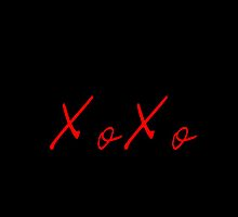 XOXO Black by danf240