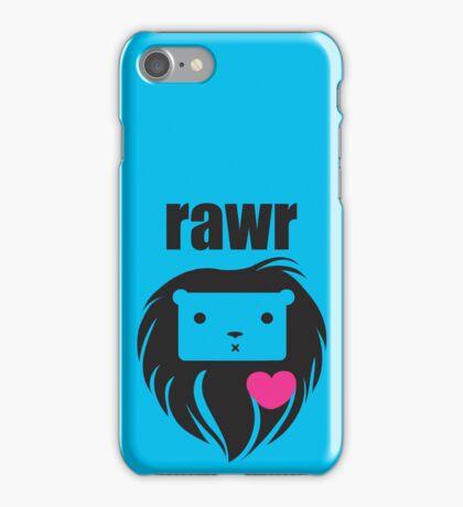 Lionheart Rawr iPhone Case/Skin