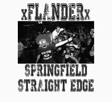 xFLANDERx - Springfield Straight Edge Men's Baseball ¾ T-Shirt