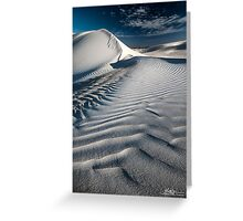 Dune Drifts Greeting Card