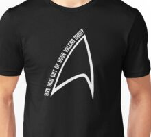 Out of your Vulcan mind Unisex T-Shirt