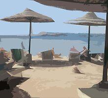 Sunning It Up! - Egypt by Lorren Stewart