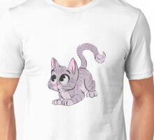Silver Tabby Unisex T-Shirt