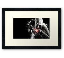 Assassin's creed Altaïr  Framed Print
