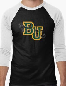 Proud Baylor Aunt 2 for Dark Backgrounds Men's Baseball ¾ T-Shirt