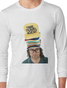 30 Rock 'Frank The Hat Guy' Long Sleeve T-Shirt