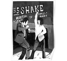 $5 Shake Poster