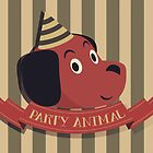 Party Animal by psychopu