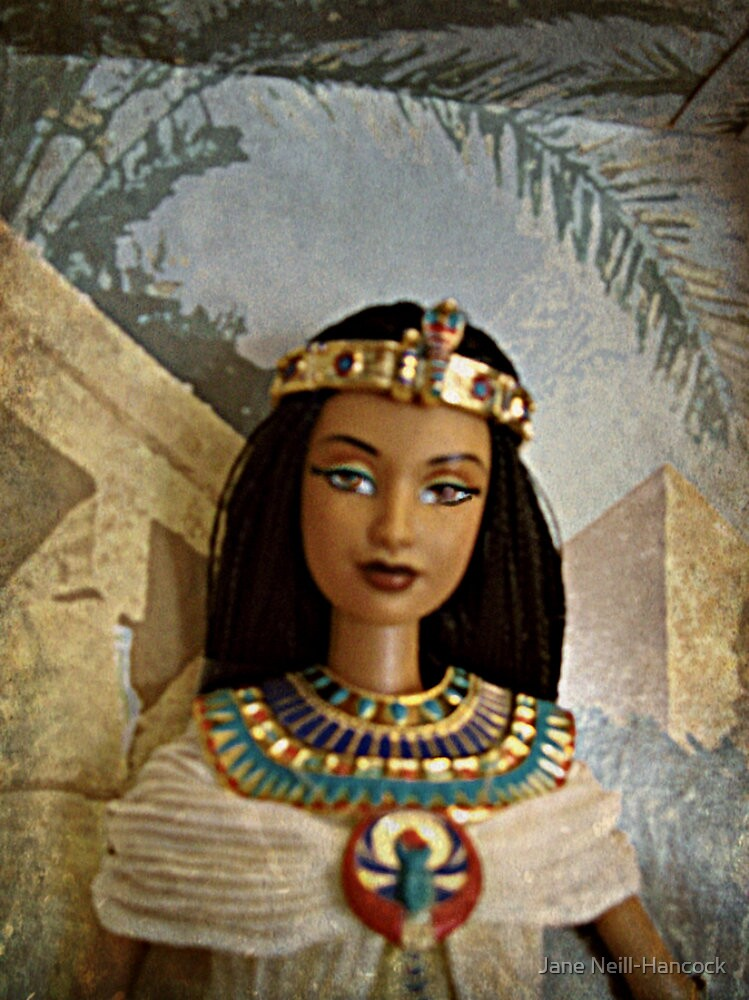 Egyptian Princess Barbie by Jane Neill-Hancock