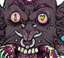 Modified Demon Pink  Sticker