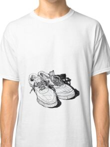 my old running shoes...  Classic T-Shirt