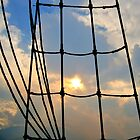 Through the Rigging by Judi Rustage