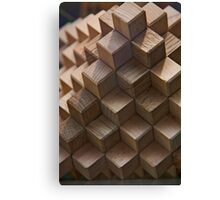 Building Blocks Canvas Print