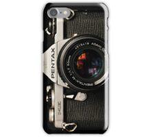 Pentax ME iPhone Case/Skin