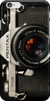 Pentax ME by Kelly Slater